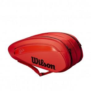 Wilson Borsone da Tennis Federer DNA x12 (Infrared)