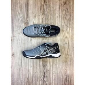 Scarpa Asics Gel Resolution 7 Clay (Mid Grey/Black/White)